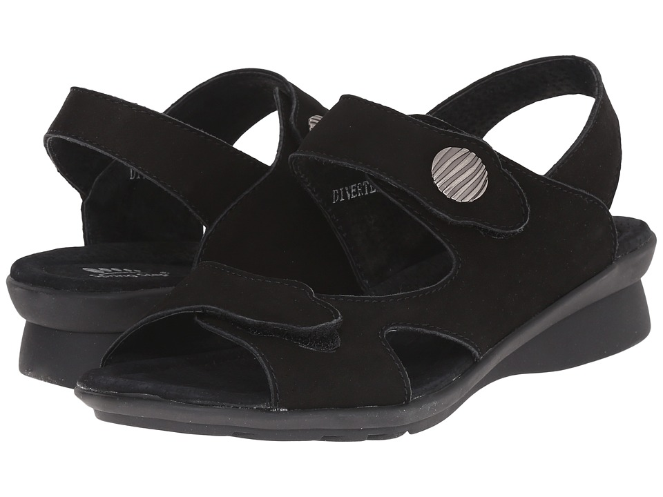 Spring Step Divertente (Black) Women