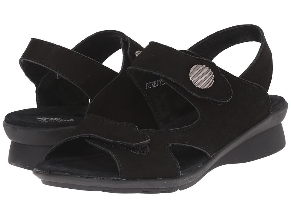 Spring Step - Divertente (Black) Women's Shoes
