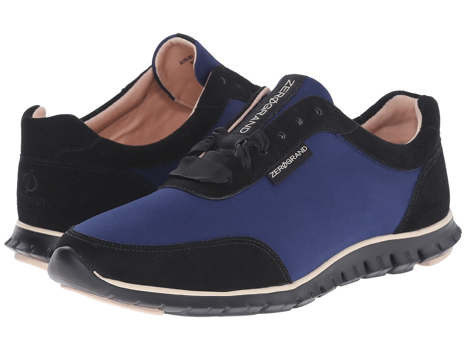Cole Haan - Zerogrand Stadgedoor Sneaker (Midnight Blue/Ballet Pink/Black) Women's Shoes