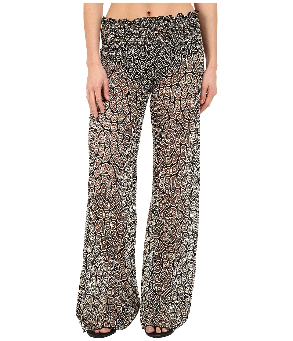 BECCA by Rebecca Virtue - Mother Earth Pants Cover-Up (Multi) Women's Swimwear