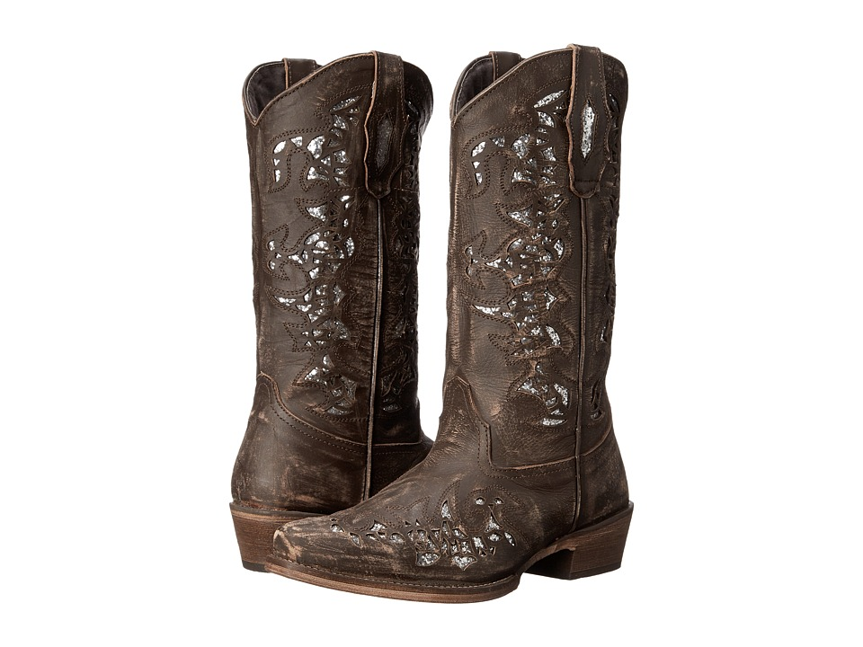 Roper - Shelby (Brown) Cowboy Boots