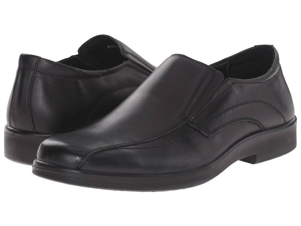 Spring Step - Coolidge (Black) Men's Shoes