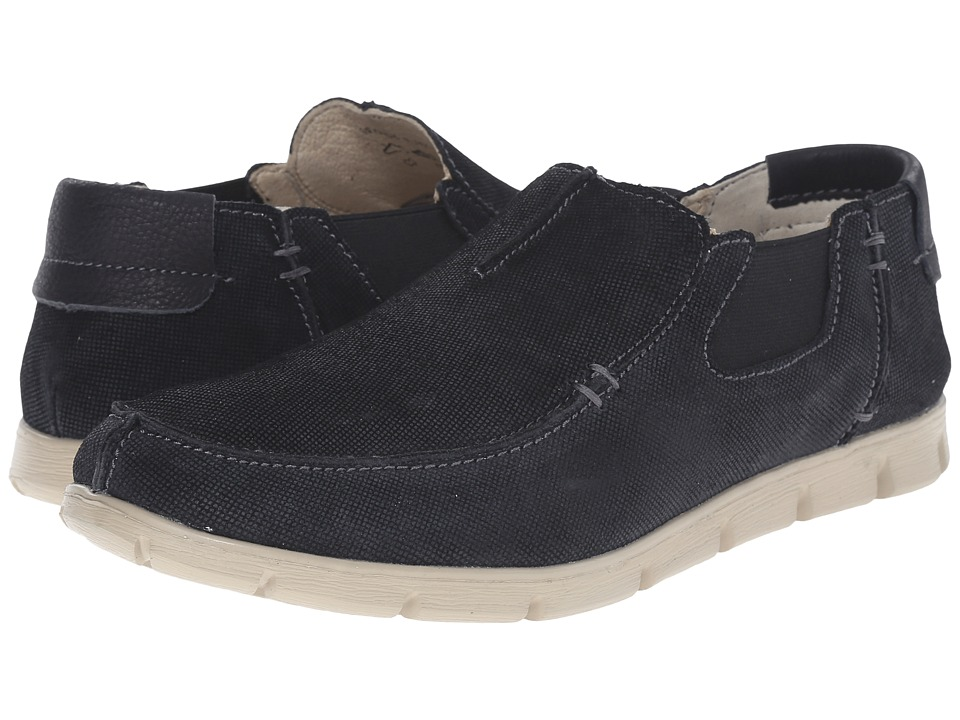 Spring Step - Vittorio (Black) Men's Shoes