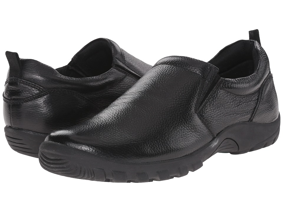 Spring Step - Beckham (Black) Men's Shoes