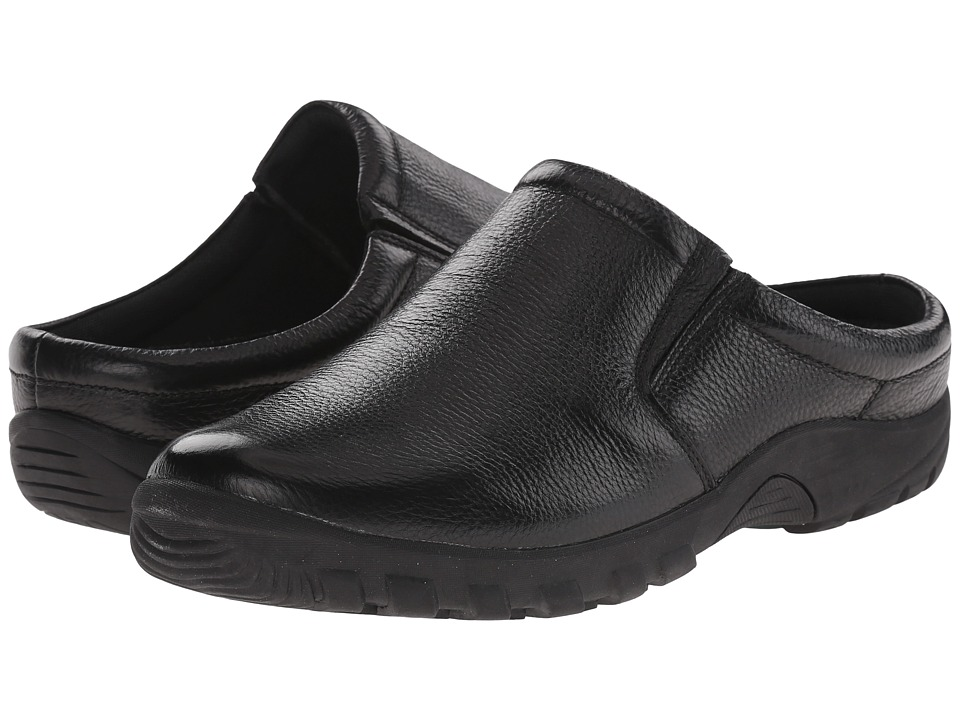 Spring Step - Blaine (Black) Men's Shoes