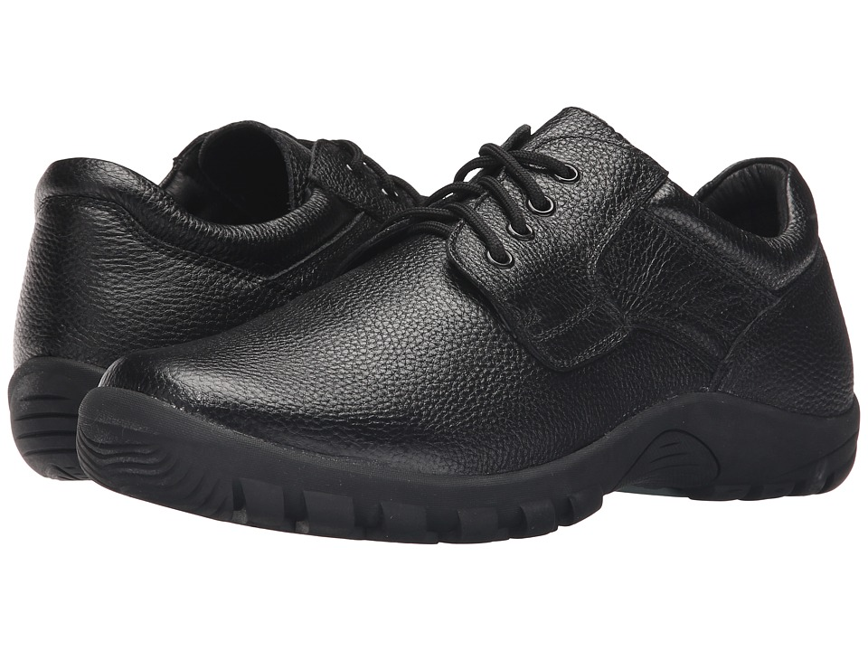 Spring Step - Berman (Black) Men's Shoes