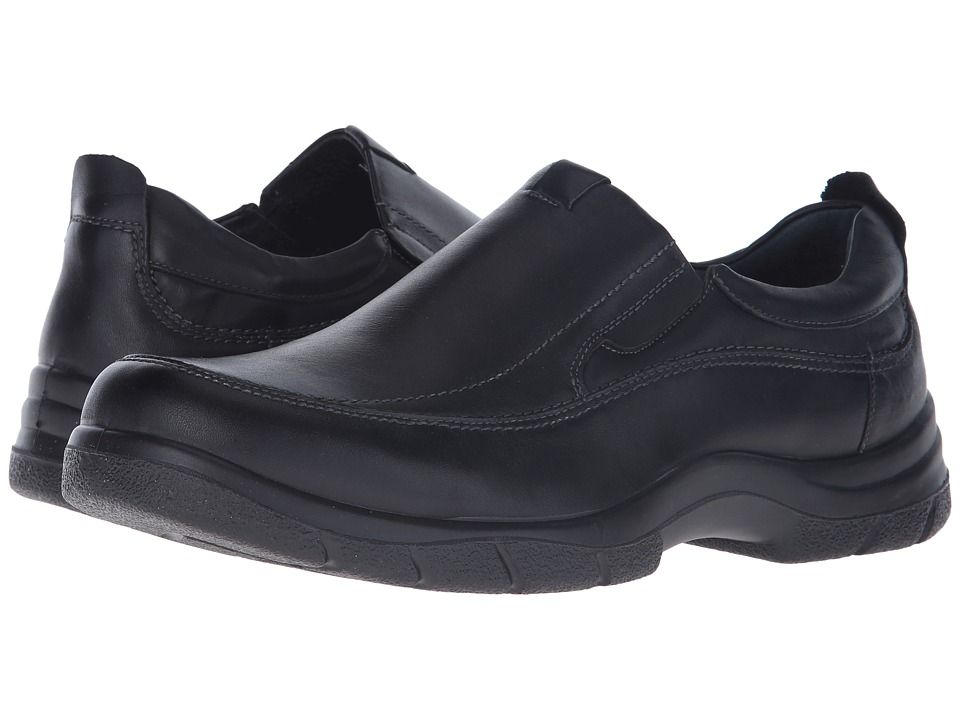 Spring Step - Jackson (Black) Men's Shoes