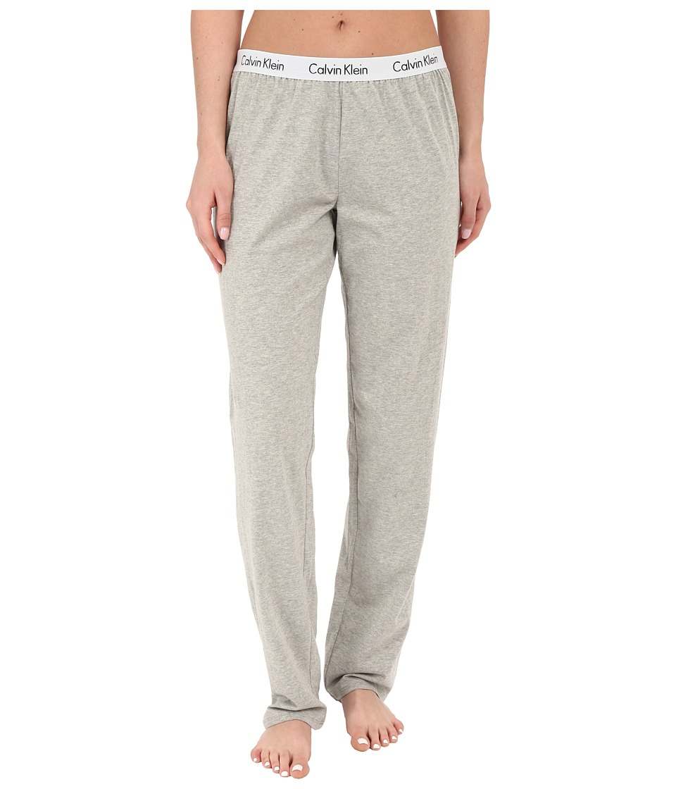 Calvin Klein Underwear - Shift Lounge Pants (Grey Heather) Women's Pajama