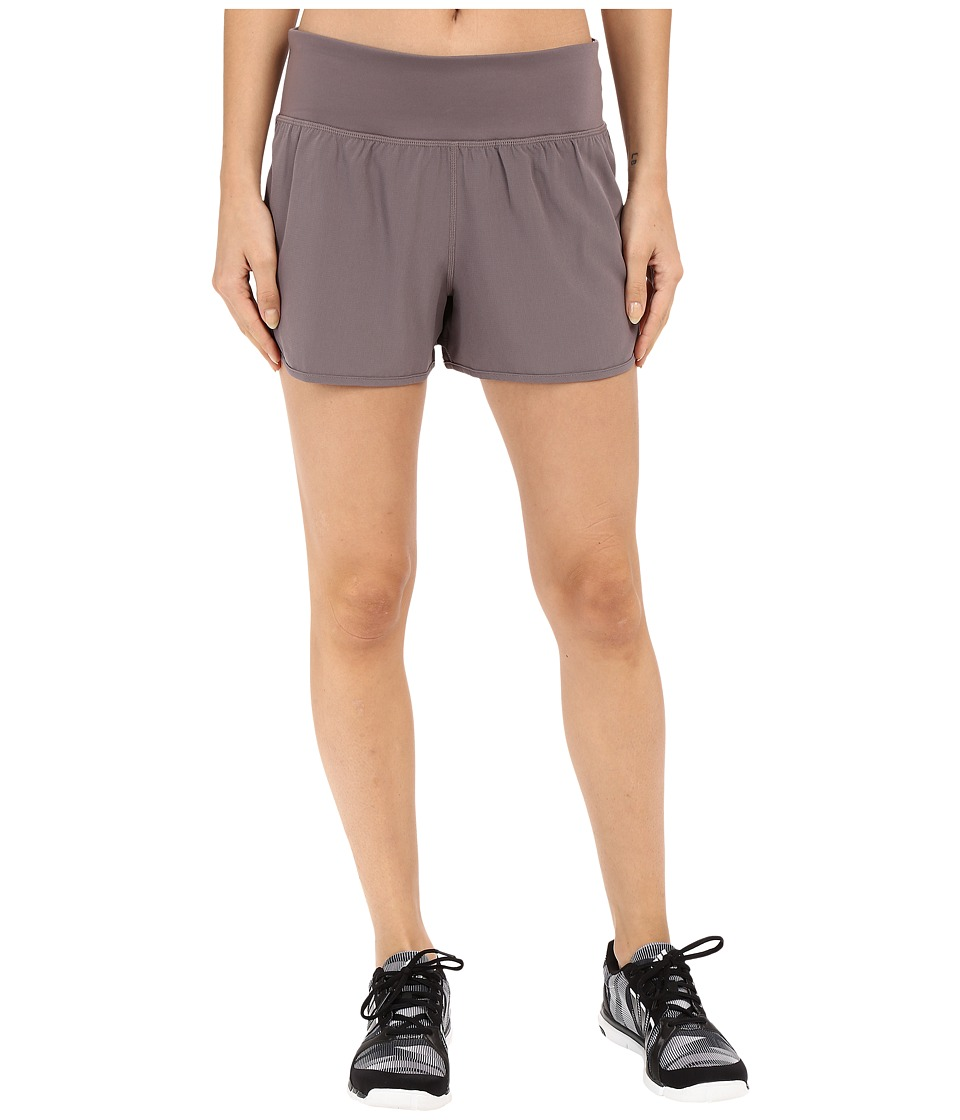 Yummie by Heather Thomson - Rip Stop Annabelle Shorts w/ Inner Panty (Shark) Women's Shorts