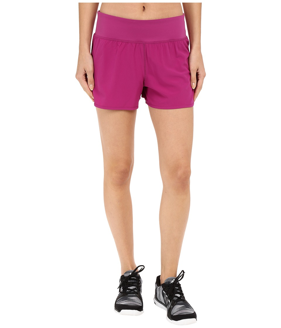 Yummie by Heather Thomson - Rip Stop Annabelle Shorts w/ Inner Panty (Wild Aster) Women's Shorts