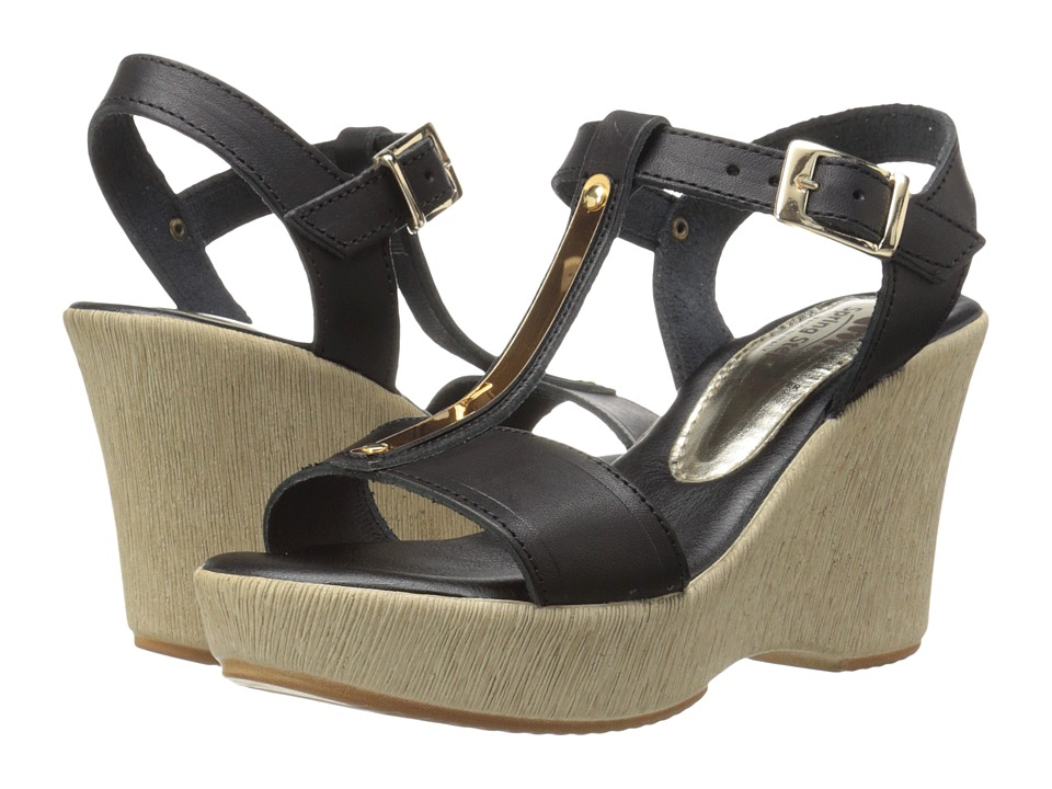 Spring Step - Durian (Black) Women's Shoes