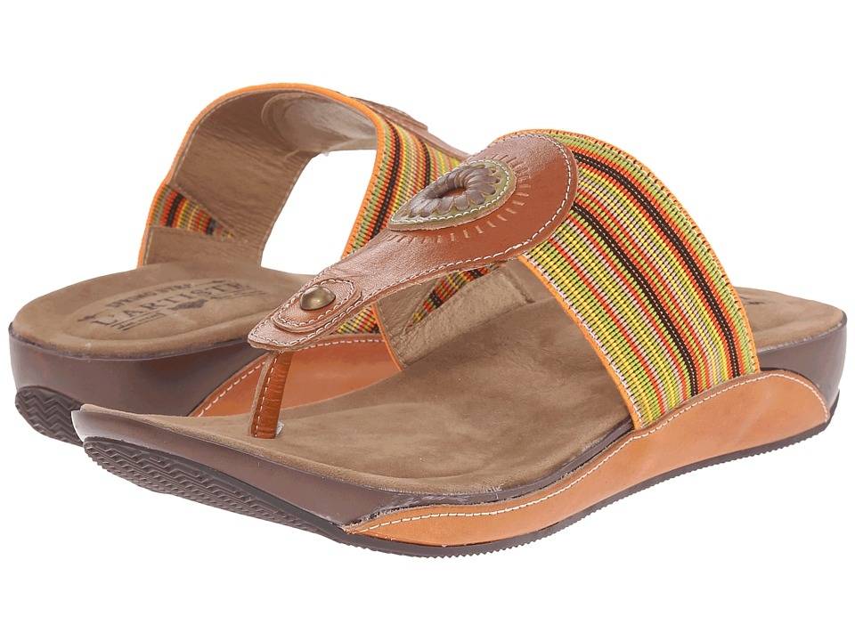 Spring Step Chuckles (Camel) Women