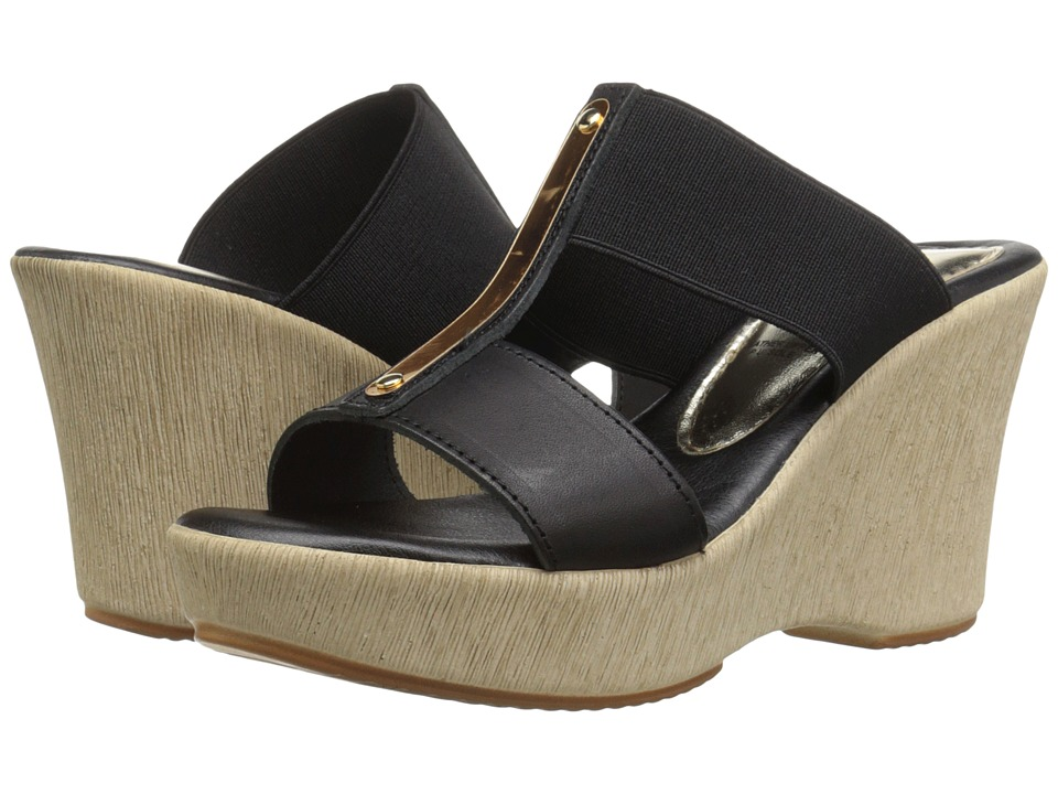 Spring Step - Fontane (Black) Women's Shoes