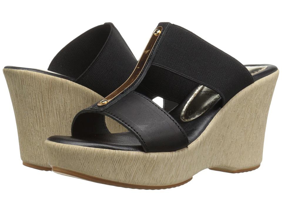 Spring Step - Fontane (Black) Women's Shoes