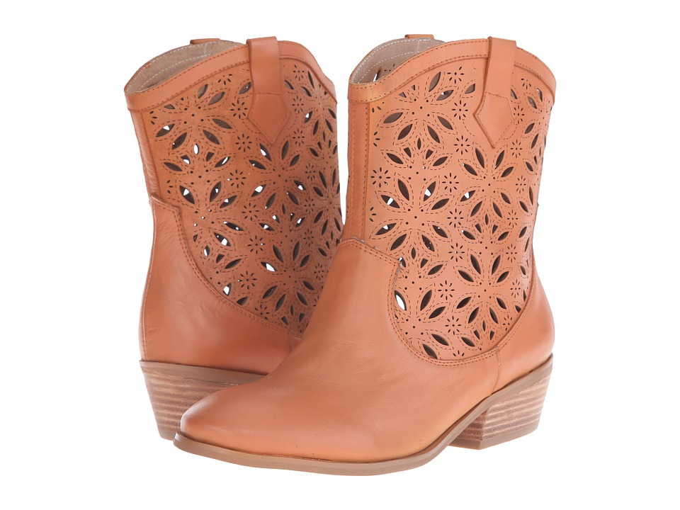 Spring Step - Elgin (Natural) Women's Pull-on Boots