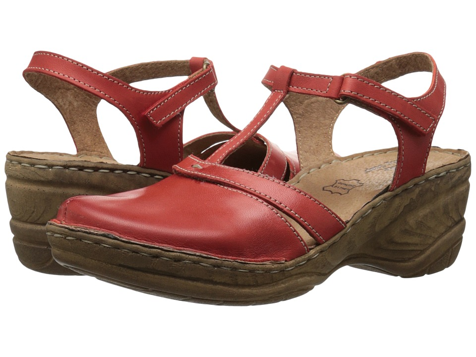 Spring Step - Garaitz (Red) Women's Shoes