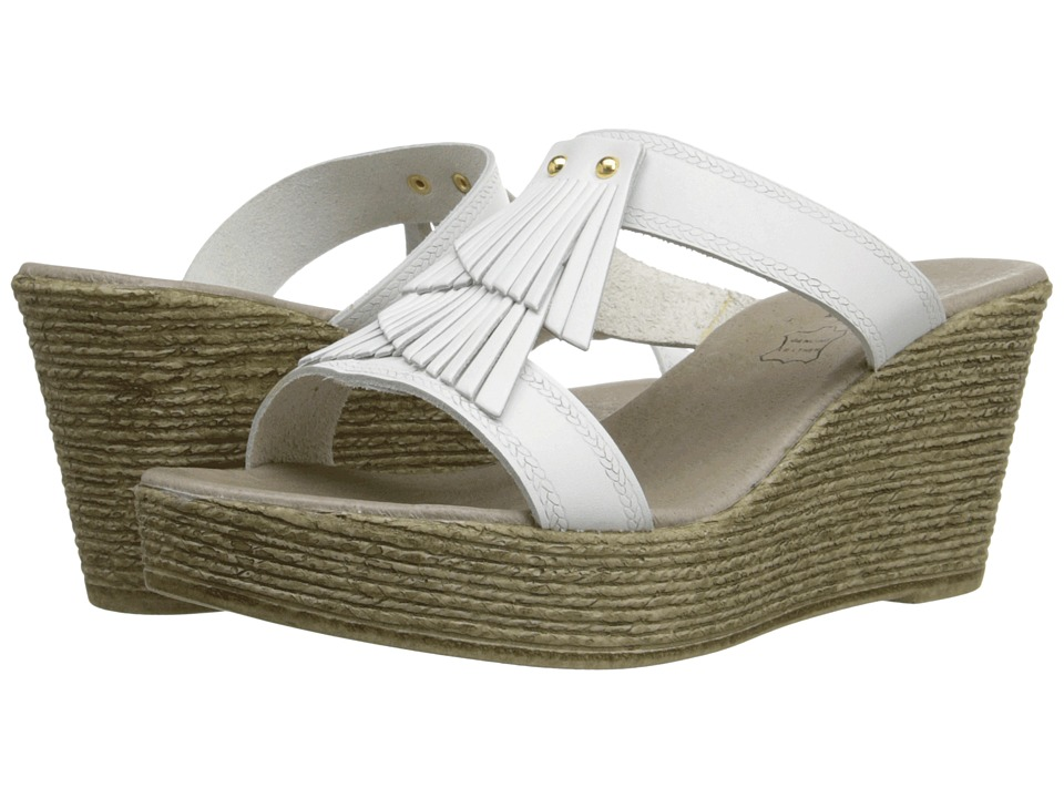 Spring Step - Faves (White) Women's Shoes