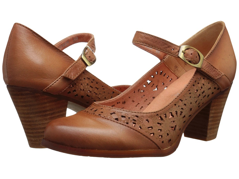 Spring Step - Efren (Natural) Women's Shoes