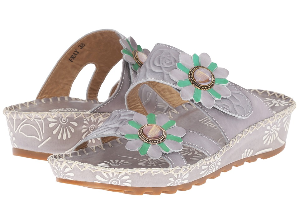 Spring Step Fray (Gray) Women