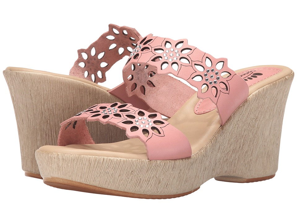 Spring Step - Finn (Pink) Women's Shoes