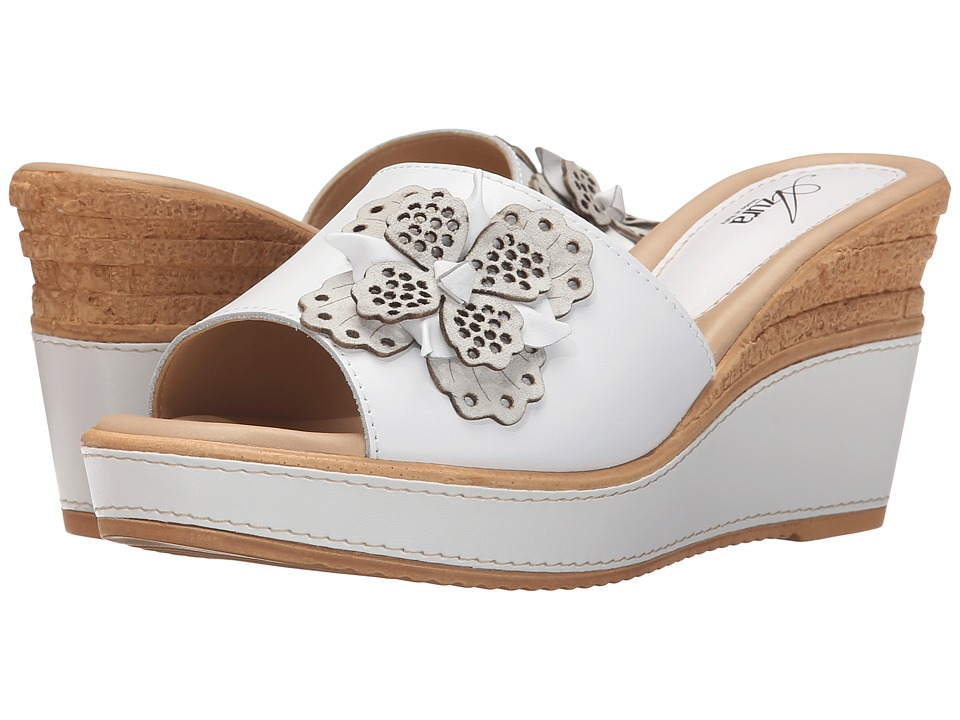 Spring Step - Montanara (White) Women's Shoes