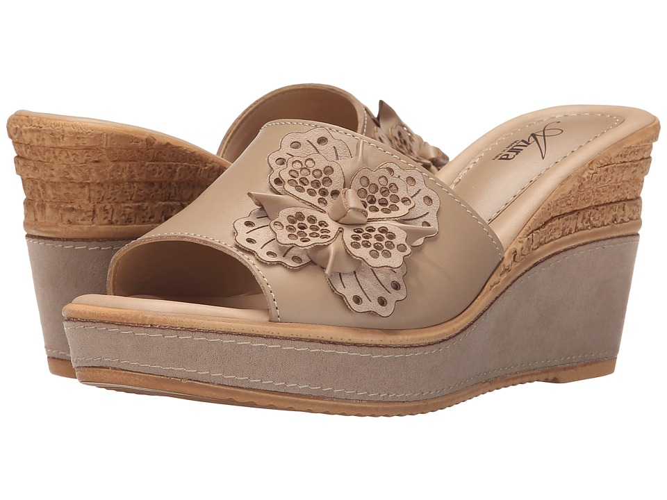 Spring Step - Montanara (Beige) Women's Shoes