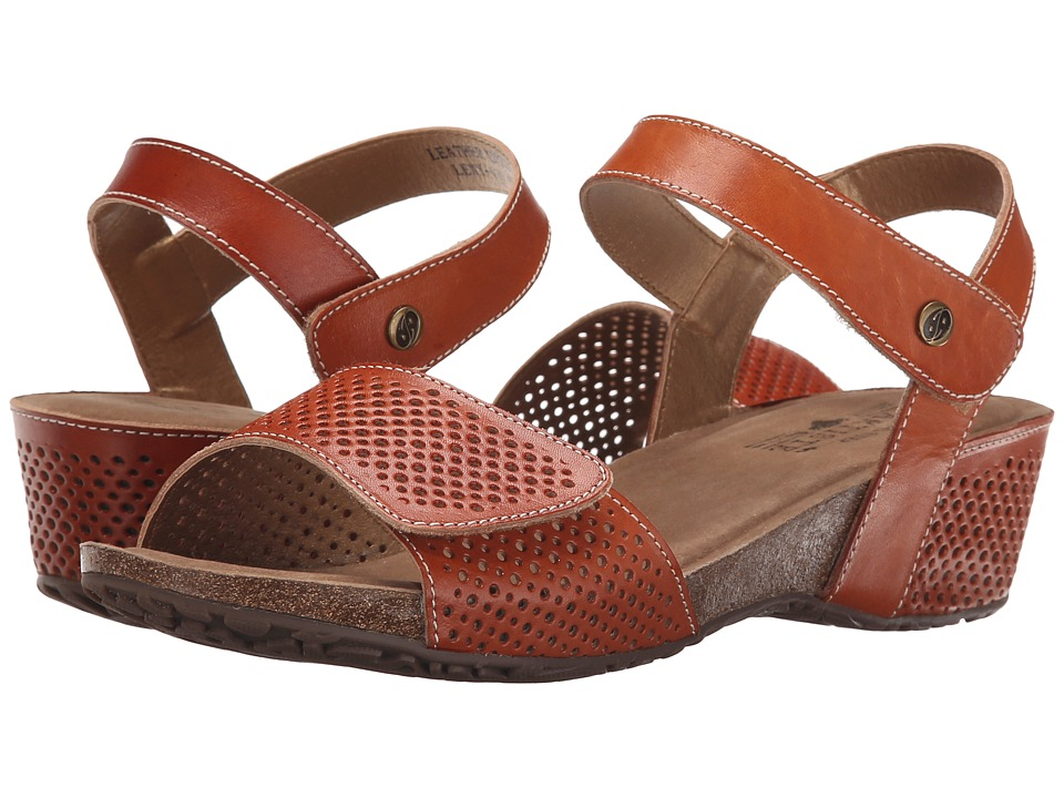 Spring Step - Lexy (Camel) Women's Shoes