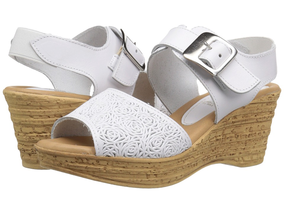 Spring Step - Mitu (White) Women's Shoes
