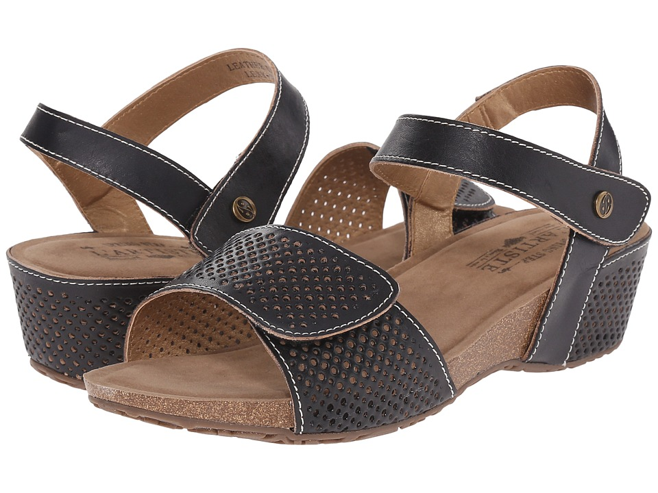 Spring Step - Lexy (Black) Women's Shoes