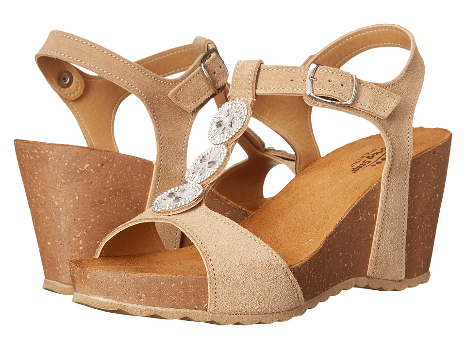 Spring Step - Moriah (Beige) Women's Shoes