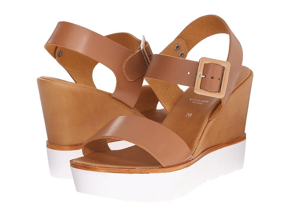 Spring Step - Leah (Camel) Women's Shoes