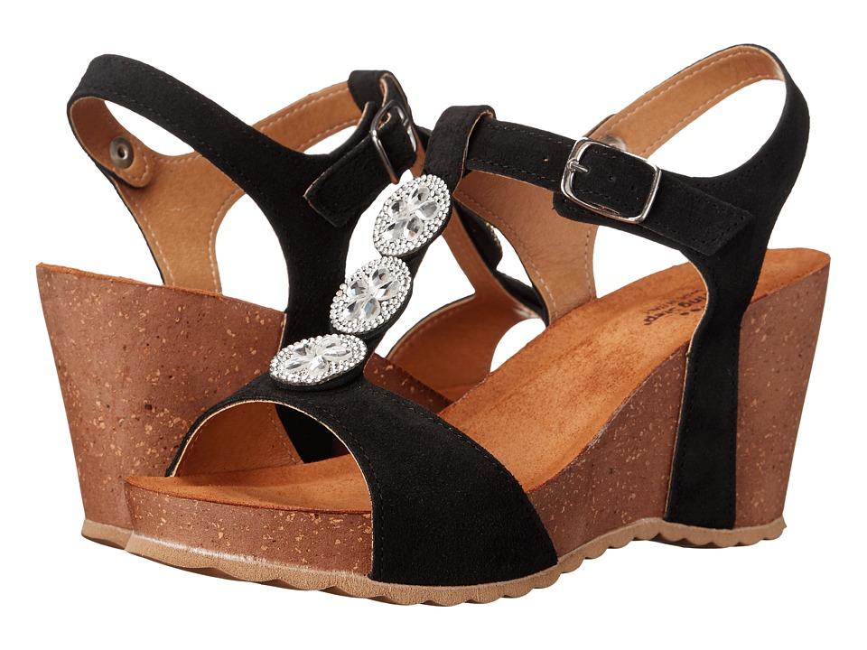 Spring Step - Moriah (Black) Women's Shoes