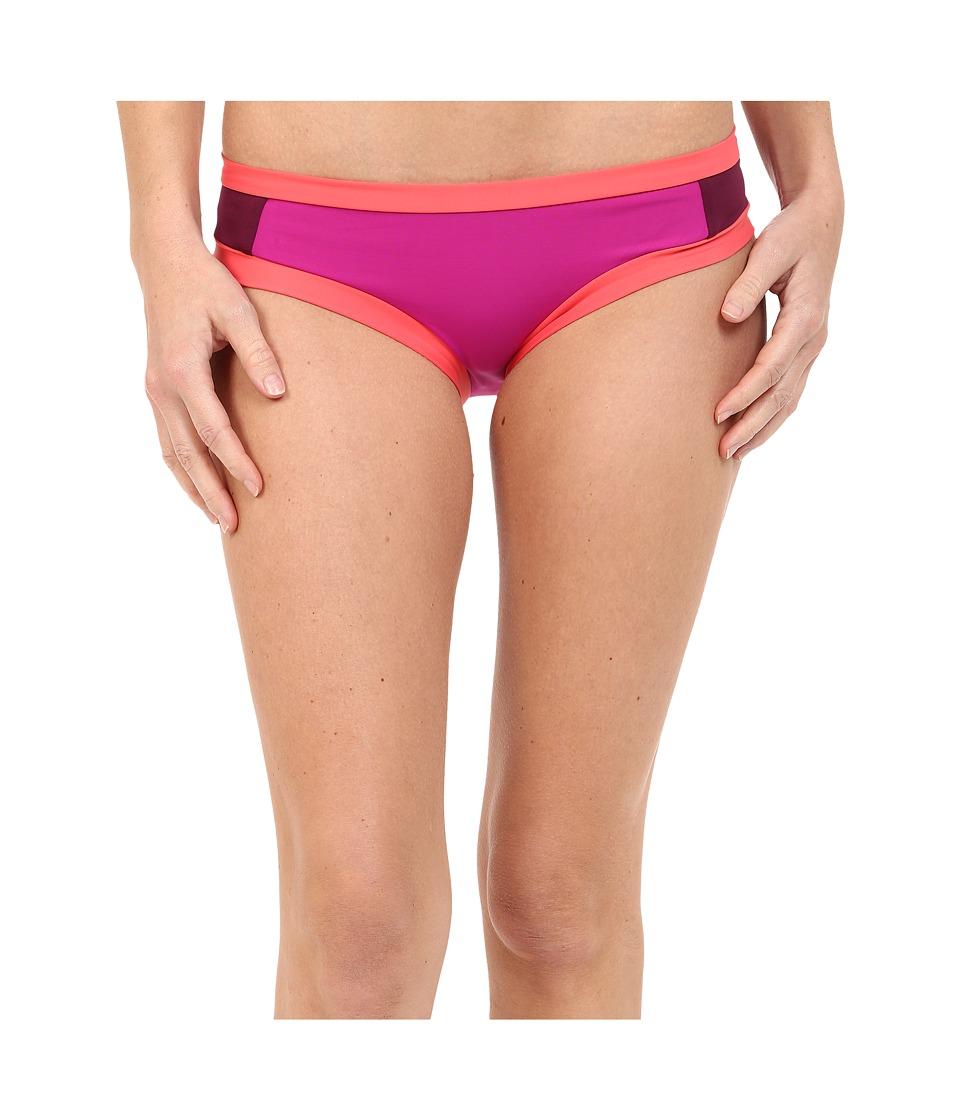 BECCA by Rebecca Virtue - Metropolis American Bottom (Marsala) Women's Swimwear