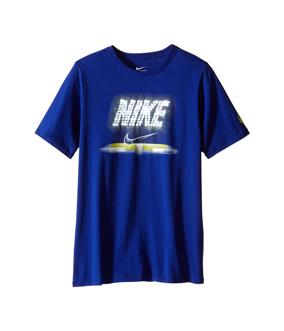 Nike Kids - Stadium Football Tee (Little Kids/Big Kids) (Deep Royal Blue) Boy's T Shirt