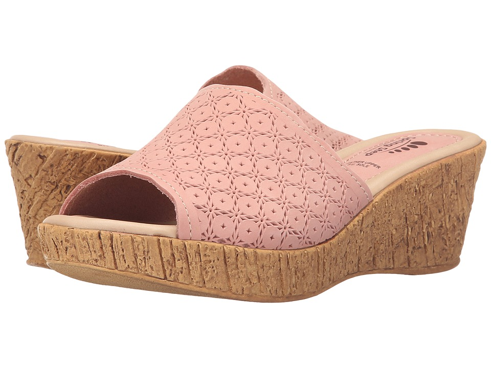 Spring Step - Pala (Pink) Women's Shoes