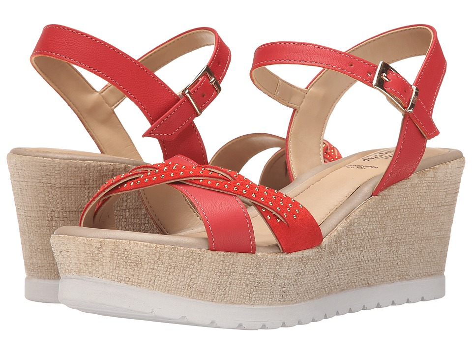 Spring Step - Uribia (Coral) Women's Shoes