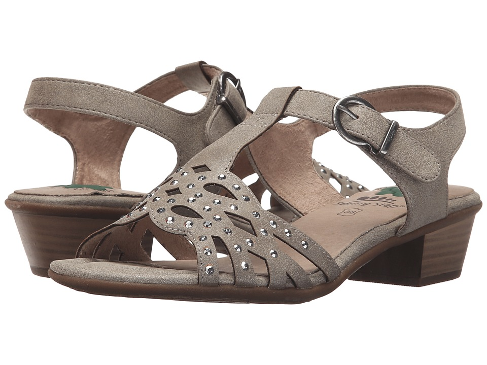 Spring Step - Scale (Taupe) Women's Shoes