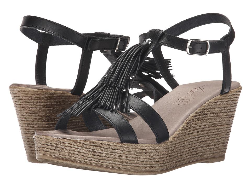 Spring Step - Romance (Black) Women's Shoes