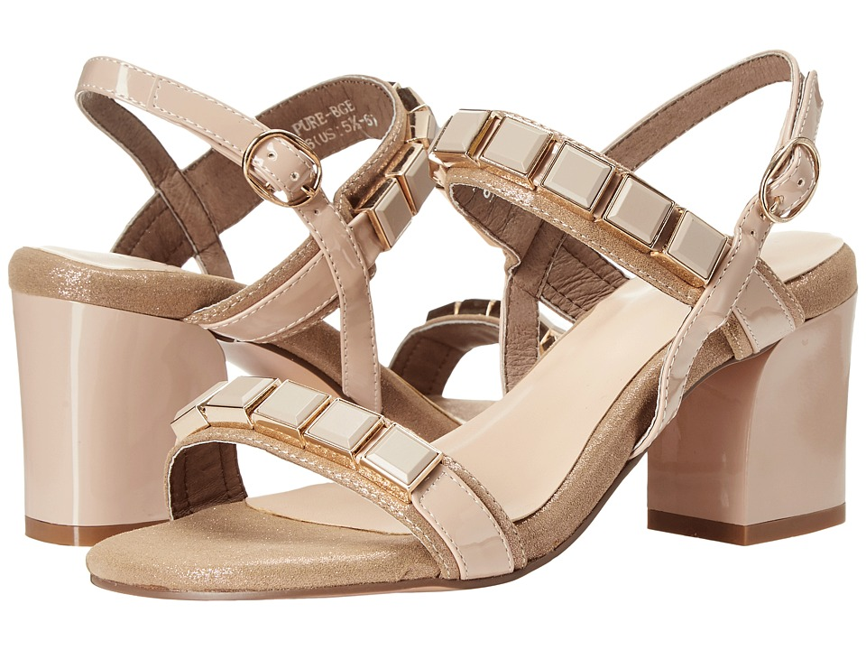 Spring Step - Pure (Beige) Women's Shoes