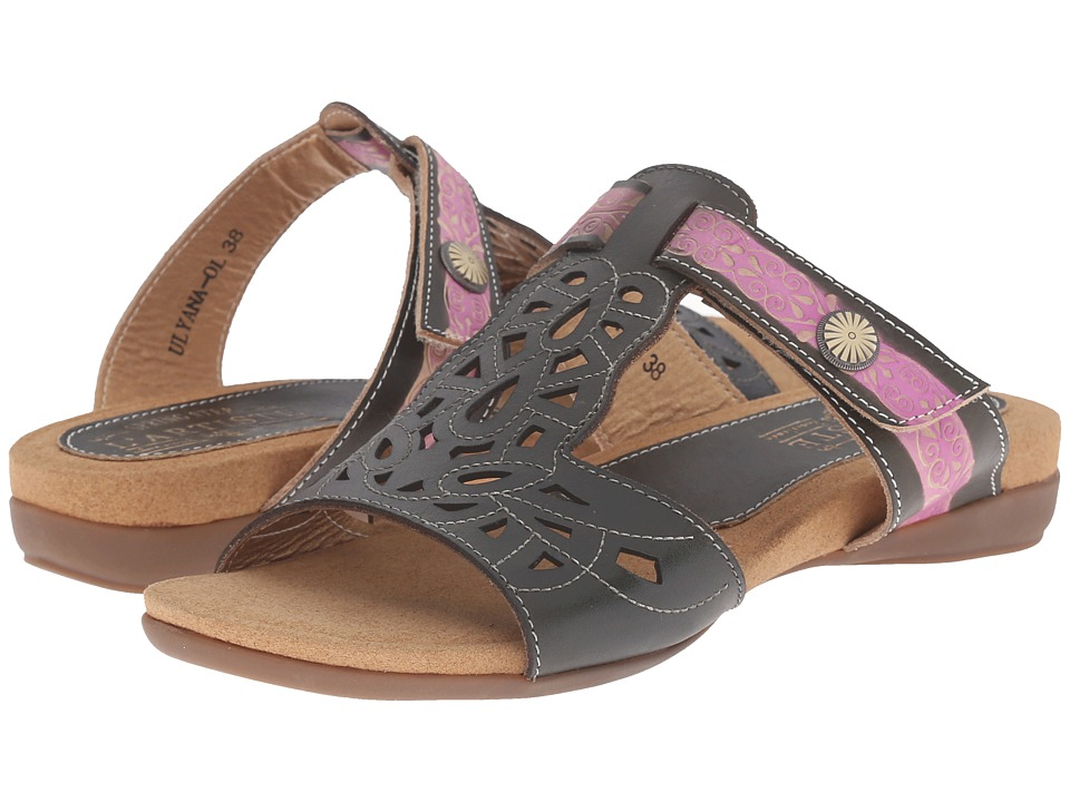 Spring Step - Ulyana (Olive) Women's Shoes