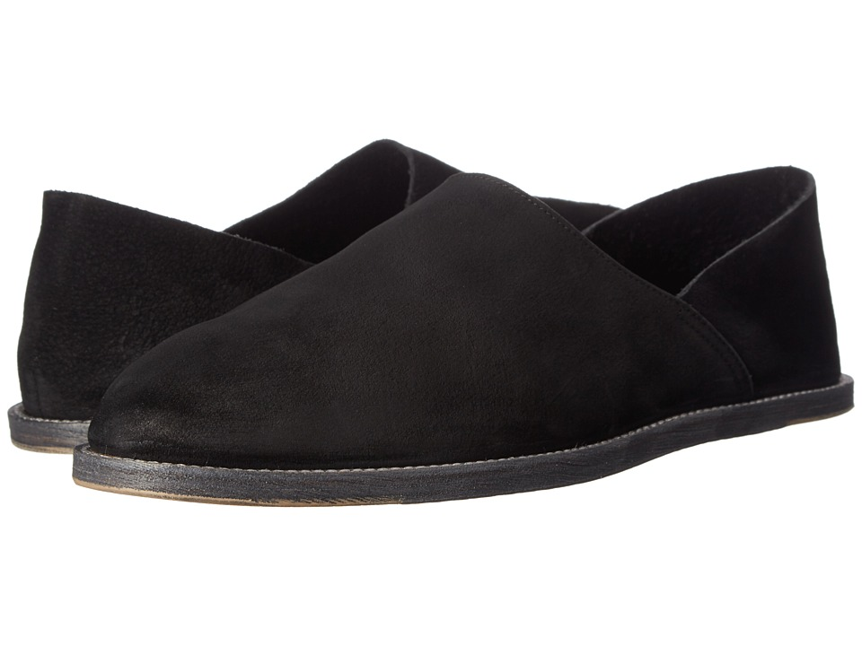 Billy Reid - Mayfield Slipper (Black) Men's Slip on Shoes