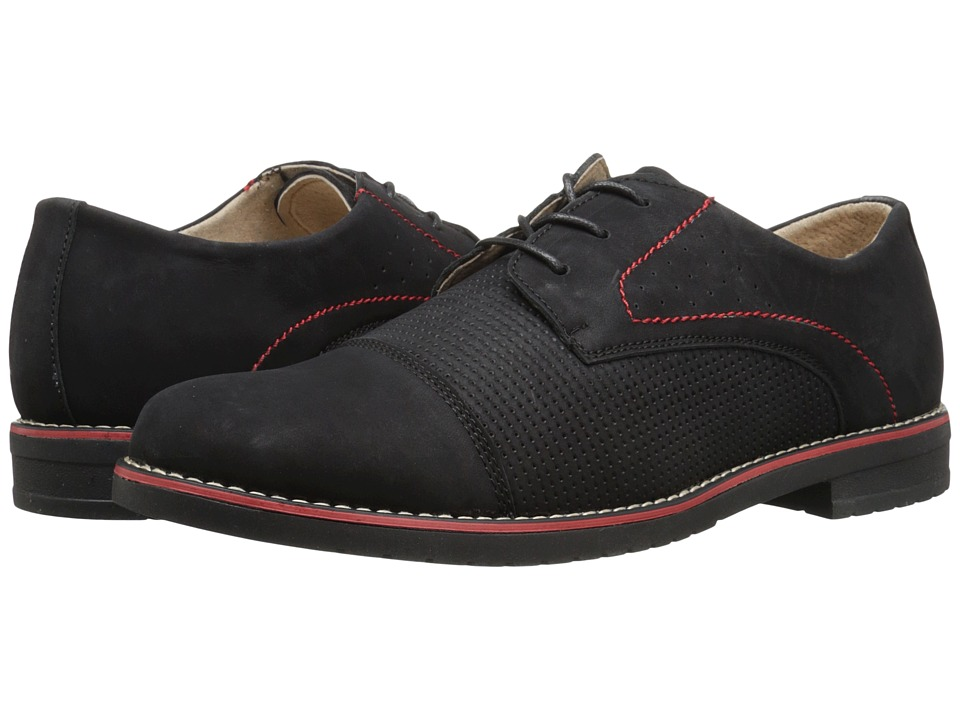 Spring Step - Liam (Black) Men's Shoes