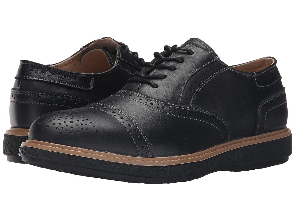 Spring Step - Bryan (Black) Men's Shoes