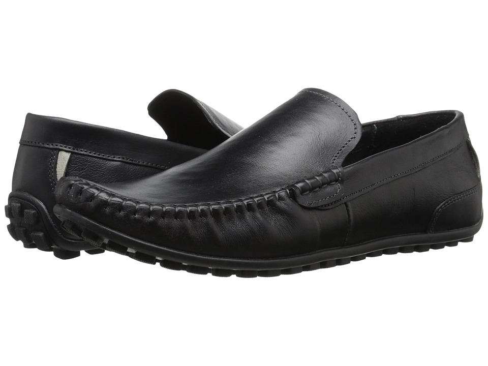 Spring Step - Oyster (Black) Men's Shoes