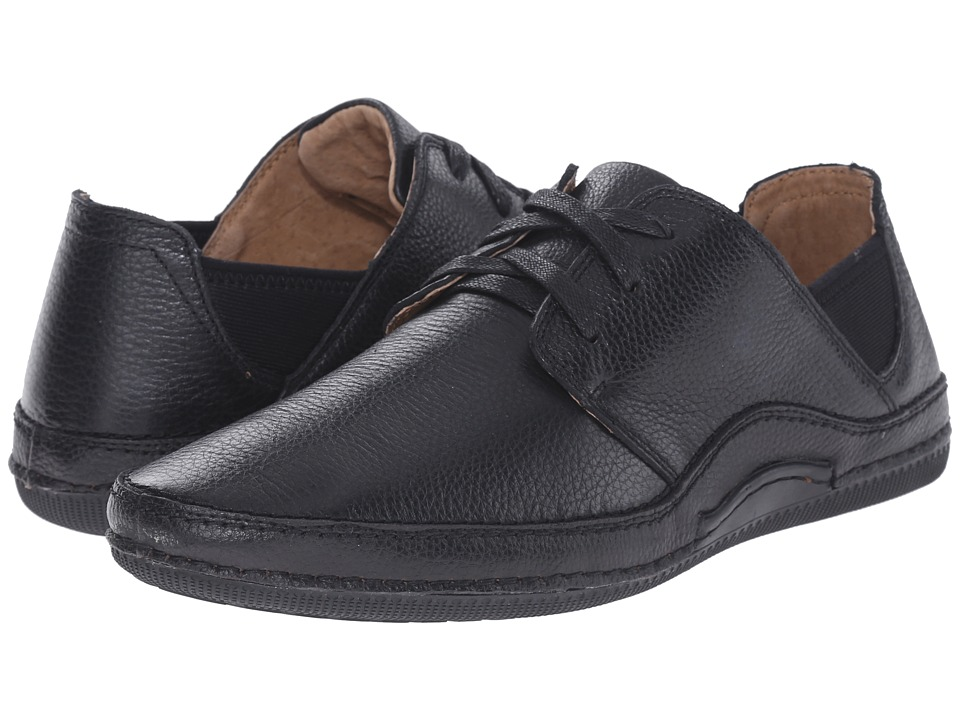 Spring Step - Marco (Black) Men's Shoes