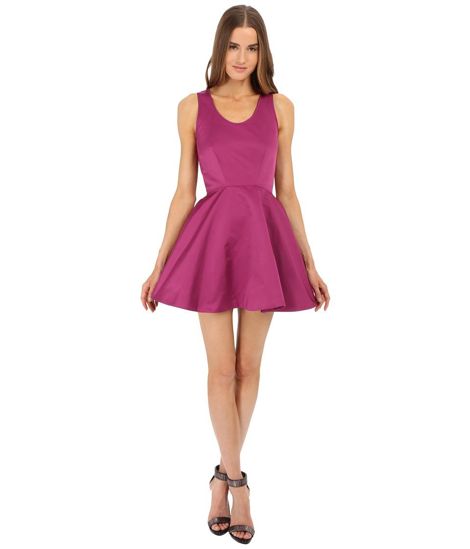 McQ Volume Tank Dress (Rubilite) Women