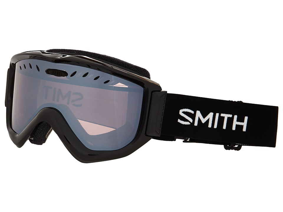 Smith Optics - Knowledge OTG (Black/Ignitor Mirror) Snow Goggles