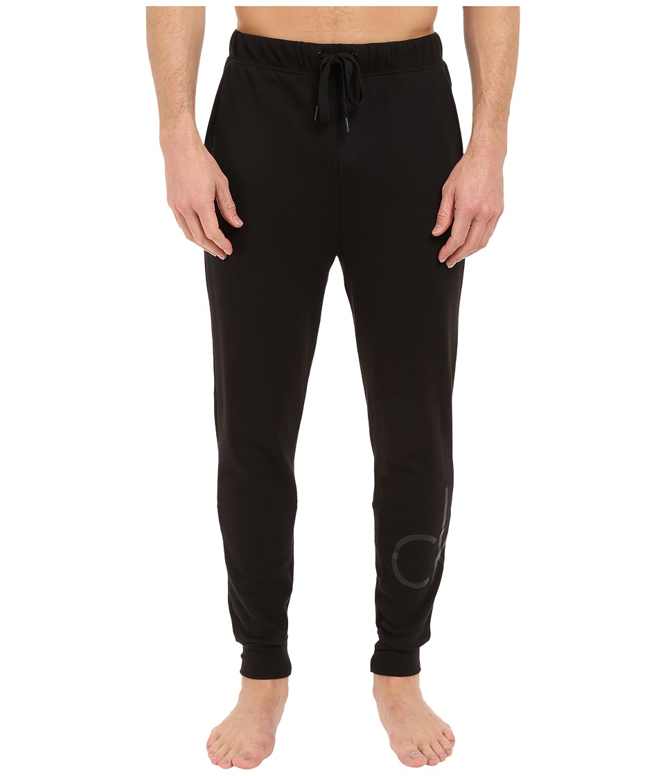 Calvin Klein Underwear - CK One French Terry Jogger Pants (Utility Black) Men's Underwear