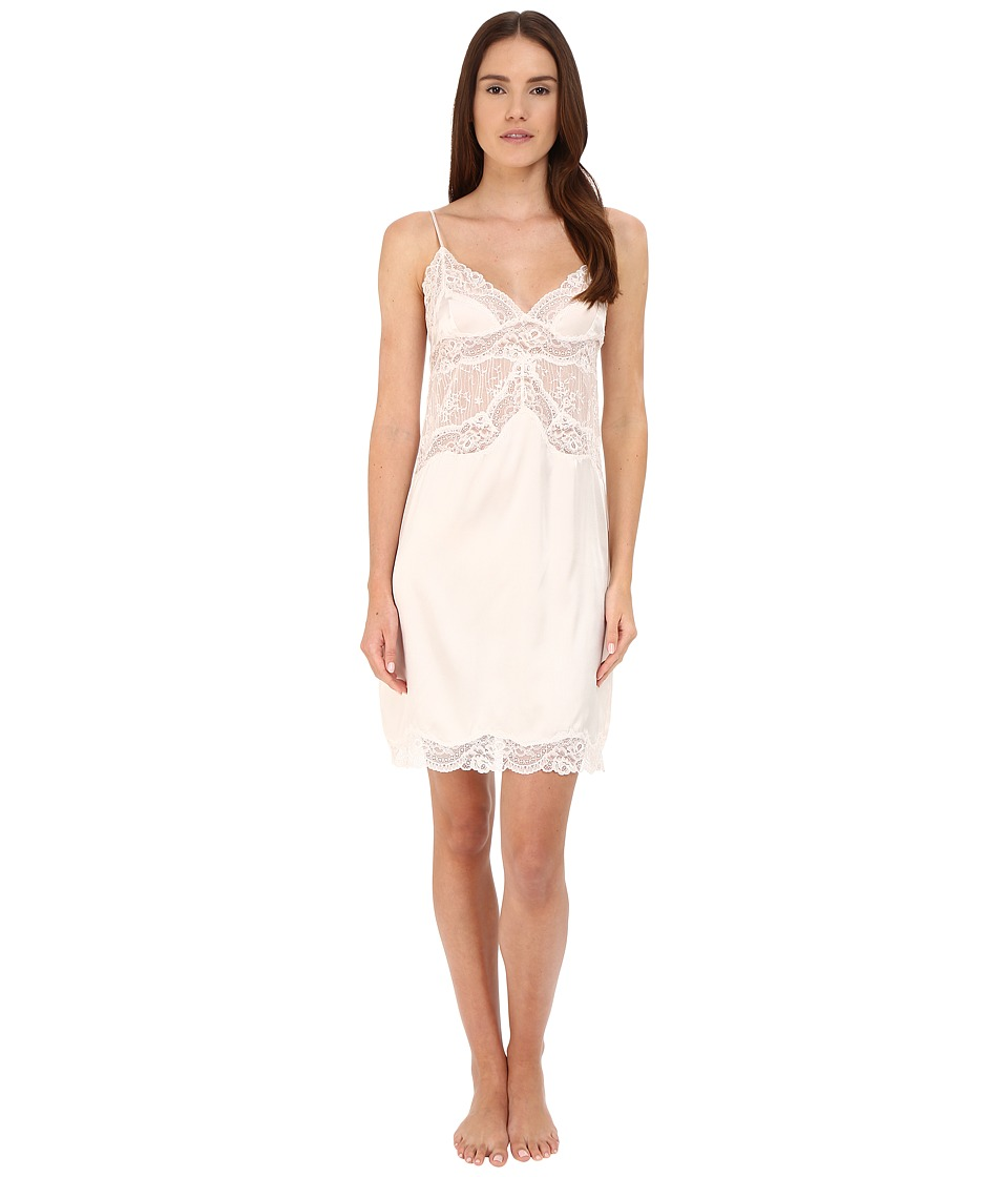 Stella McCartney - Kate Kissing Chemise (Floral White) Women's Lingerie