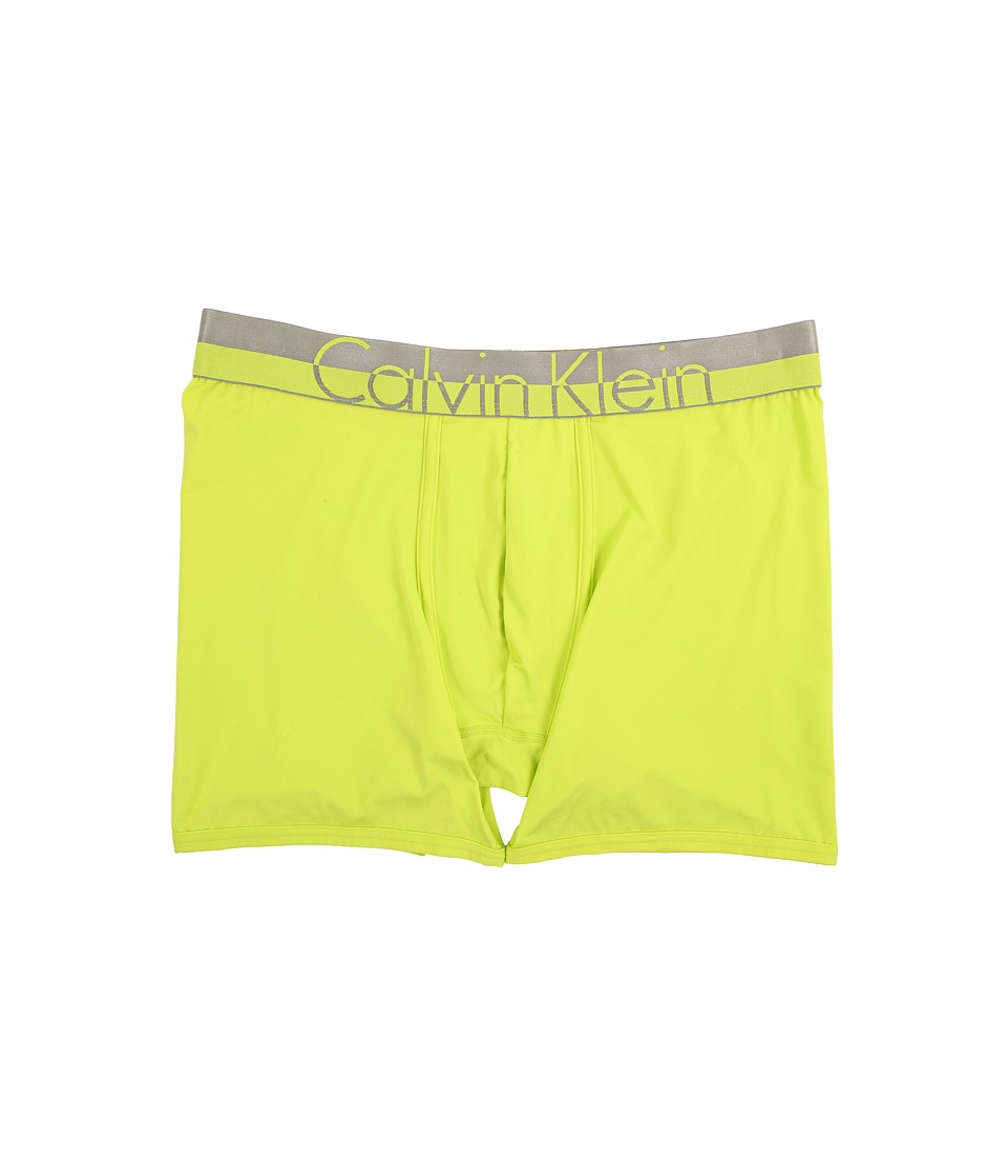 Calvin Klein Underwear - Magnetic Micro Boxer Brief (Striking Lime) Men's Underwear